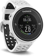 GARMIN APPROACH S6 GOLF WATCH EUROPA GPS GOLF UHR GARMIN S 6 EUROPE WEISS