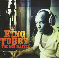 King Tubby - The Dub Master - CD (2011) - Very Good Condition