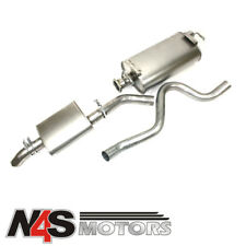 LAND ROVER RANGE ROVER CLASSIC V8 SILENCER EXHAUST. PART ESR1053