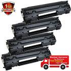 4PK Toner for HP 83A CF283A LaserJet Pro MFP M201dw M201n M125a M225dn M225dw