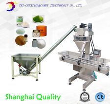 automatic powder filling machine,316L flour filling machine with spiral feeder