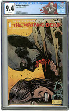 The Walking Dead #128 CGC 9.4, With Skybound Labels, 1st App. of Marco & Ken