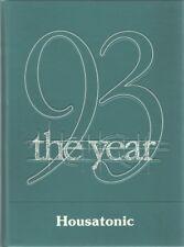 1993 HOUSATONIC COMMUNITY-TECHNICAL COLLEGE YEARBOOK, BRIDGEPORT, CONNECTICUT