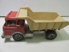 Vintage Hubley Metallo Autoribaltabile Camion Giocattolo Veicolo #1490 dc3052