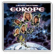 Europe Album Cover Fridge Magnet. 10 Album Options.