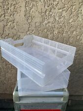 1 x Lufthansa Trolley Plastik Einschub | drawer ATLAS Norm
