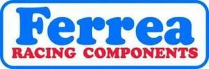 """Ferrea 1.6"""" 11/32"""" 5.01"""" 0.25"""" 12° S-Flo +.100 6000 Series Exh Valve for Chevy"""