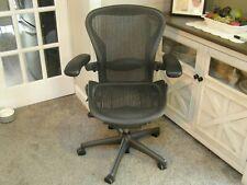 Herman Miller Classic Aeron Office Chair Size B Black