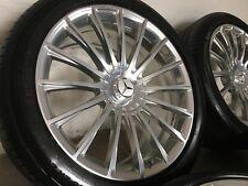 AMG Felgen Sommerreifen 20 Zoll Mercedes S65 S63 W222 C217 Maybach W221 C216
