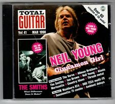 (GQ815) Neil Young etc., 43 tracks various artists - 1998 - Total Guitar CD