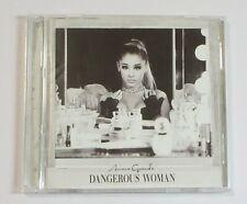Ariana GRANDE Dangerous Woman Deluxe Edition JAPAN CD+DVD