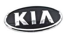 KIA OPTIMA 2011-2013 GENUINE BRAND NEW Front Grill KIA Logo Emblem 13cm
