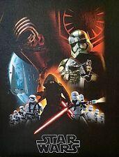 """Star Wars Captain Phasma Kyla Ren Sandtroopers Stormtroopers Wall Art 20"""" x 16"""""""