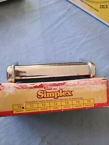 Imperia Simplex TS Spaghetti Cutter Attachment for Imperia Pasta Machine in Box