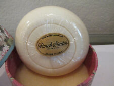 VERBENA TRIPLE MILLED LUXURY SOAP NEW & SEALED IN TRINKET BOX PUNCH STUDIO U.S.A