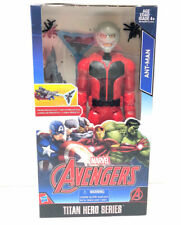"New! Avengers Titan Hero Series Ant-man Action Figure 12"" Marvel"