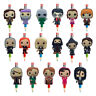 50Pcs Lot Harry Potter Pencil Toppers Straw Charms Pens Holder Accessories Gifts