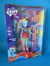 My Little Pony Equestria Girls Rainbow Dash Hasbro 2013 Nrfb