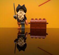 LEGO Pirates of the Caribbean Davy Jones Minifigure 4184