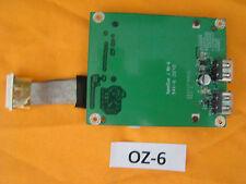 Original Acer TravelMate 7730 ZY2 USB PLATINE BOARD + Câble Câble #oz-6