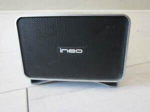 "INeo I-NA309D Pro Dual-Bay RAID 0/1 3.5"" SuperSpeed USB 3.0 to SATA Aluminum Ext"
