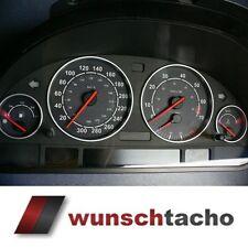 Cadran de compteur de vitesse F.BMW e38-e39 / E53 Charbon 300KMh Essence m5-f