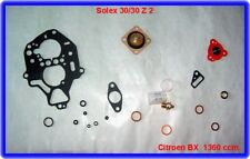 Solex 30/30 Z2,Vergaser Rep.Satz,Citroen BX u.a.