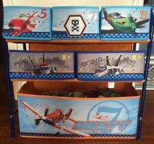 Disney Planes Toy Bin Organizer Dusty Crop Hopper