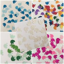 Martha Stewart Elephant Punch Scrapbooking 40 Pcs Cardstock Party Craft Confetti