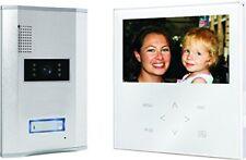 Smartwares VD71W Video-Türsprechanlage Kabelgebunden Komplett-Set 1 Familienhaus