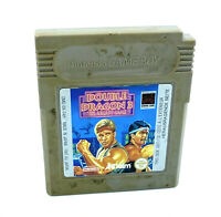 Double Dragon 3 The Arcade Game jeu Nintendo Game Boy Classic GBC PAL FAH