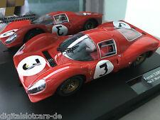 """Carrera Digital 124 23814 FERRARI 330p4 """"no. 3"""", Monza 1967 NUOVO OVP"""