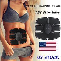 Ultimate ABS Stimulator Abdominal Muscle Exerciser Training Gear Toner Belt