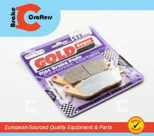Goldfren Sintered Front Brake Pads Honda VTX1300 03-08