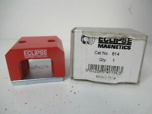 Eclipse (814) 57mm x 44.5mm x 35mm Alnico 5 Horseshoe Power Magnet