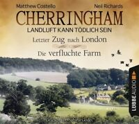 MATTHEW COSTELLO - CHERRINGHAM-FOLGE 5 & 6  6 CD NEW