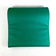 Deluxe Green Contour Vinyl Tanning Bed Pillow