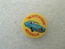 PINS,SPELDJES 50'S/60'S/70'S MATCHBOX MODELS JAGUAR CAR AUTO VINTAGE