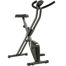 Vélo d'appartement Pliable Elliptique Ergometre Fitness Cardio Gym Ordinateur