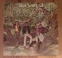 Bread – The Best Of Bread Vinyl LP Comp 33rpm 1972 Elektra K 42115
