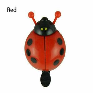 Bike Red  Ladybird Bell for 22.2mm Handlebars By Acor
