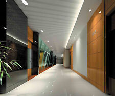 Sample pack PVC Wall Sample Cut Panel- DIY YOUR OFFICE/SHOP 250x100x8mm