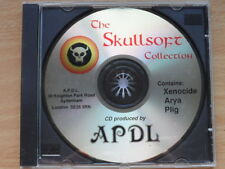 New, Unused - The Skull soft Collection Games CD - for Acorn RISC OS Computers