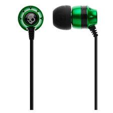 Skullcandy S2INDY-037 Ink'd Earbuds MIC S2INDY037 Green/Black