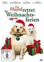 Ein Hund rettet die Weihnachtsferien von Michael Feifer   DVD   Zustand gut