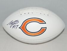 ANTHONY MILLER AUTOGRAPHED SIGNED CHICAGO BEARS WHITE LOGO FOOTBALL JSA