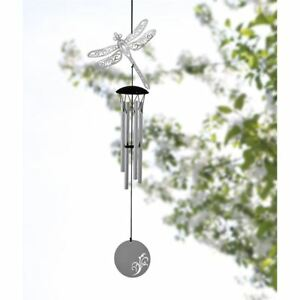 WOODSTOCK CHIMES -  FLOURISH CHIMES -  DRAGONFLY 18 IN - FLDR