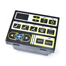 Air Conditioner Control Panel for Volvo EC140 210 290 Excavator QK1 ZX 14530573