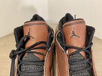 2007 NIKE AIR JORDAN XX2 XXII 22 BASKETBALL LEATHER BROWN Shoes Sneakers Size 11