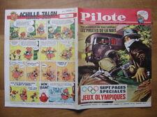 1964 PILOTE 259 pilotorama TOKYO special Jeux Olympiques Les pirates de la nuit